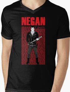 The Walking Dead - Negan & Lucille 5 Mens V-Neck T-Shirt