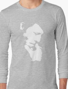 Tom Waits T-Shirt Long Sleeve T-Shirt