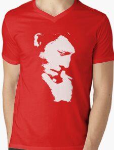 Tom Waits T-Shirt Mens V-Neck T-Shirt