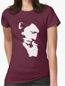 Tom Waits T-Shirt Womens Fitted T-Shirt