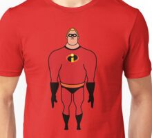 Mr. Incredible Unisex T-Shirt