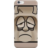 Frankenstein's Monster - Sepia iPhone Case/Skin