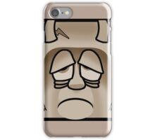 Frankenstein's Monster - Sepia iPhone Case/Skin