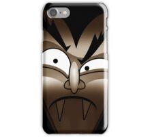 Dracula - Sepia iPhone Case/Skin