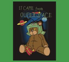 It Came from Outer Space - in technicolor Baby Tee