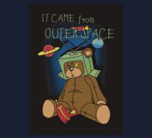 It Came from Outer Space - in technicolor Kids Tee