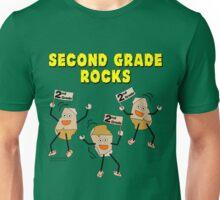 Second Grade Rocks Unisex T-Shirt