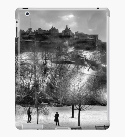 Edinburgh Castle  iPad Case/Skin