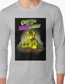 Creature from the Bleurgh Lagoon - in technicolor Long Sleeve T-Shirt