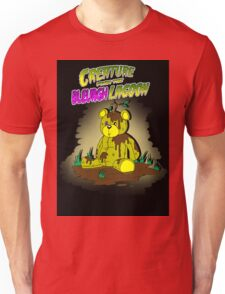 Creature from the Bleurgh Lagoon - in technicolor T-Shirt