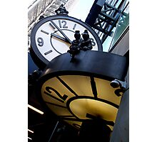 Time Warp, New York City Photographic Print