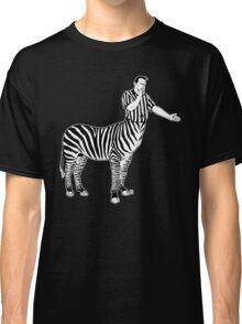 Zebra Centaur Classic T-Shirt