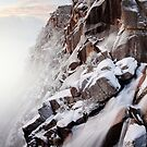 Crystal Falls, Mt Buffalo, Victoria, Australia by Michael Boniwell
