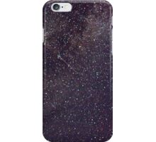 Stars and The Milky Way Galaxy iPhone Case/Skin