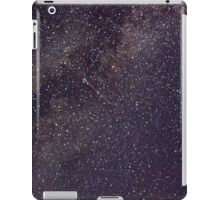 Stars and The Milky Way Galaxy iPad Case/Skin