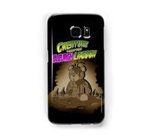 Creature from the Bleurgh Lagoon - in Sepiatone Samsung Galaxy Case/Skin