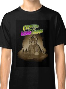 Creature from the Bleurgh Lagoon - in Sepiatone Classic T-Shirt