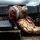 Teddy Bear - A Christmas Past by clydeessex