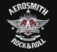 Aerosmith authentic rock by Gigliotti