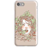 Peppermint Girl iPhone Case/Skin