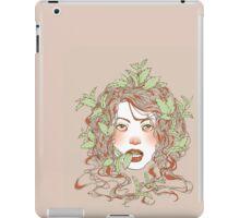 Peppermint Girl iPad Case/Skin