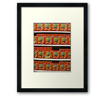 super saver special Framed Print