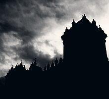 The dark side by Constanza Caiceo