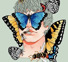 Butterfly Boy by Andi S.