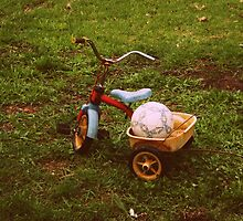 Tricycle by KiaPhotography