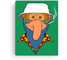 Gonzo Journalism Canvas Print