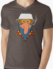 Gonzo Journalism Mens V-Neck T-Shirt