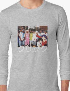 Dipset x Evangelion x Clique Long Sleeve T-Shirt