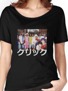 Dipset x Evangelion x Clique Women's Relaxed Fit T-Shirt