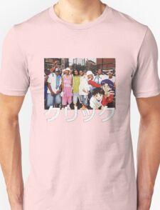 Dipset x Evangelion x Clique T-Shirt