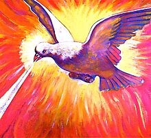 Holy Spirit by vickimec