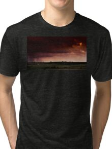 The Return. If Not You, Who? Tri-blend T-Shirt
