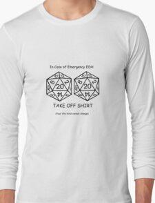 EDH Challenge  Long Sleeve T-Shirt