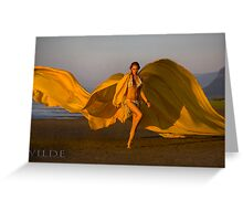 Indian Summer Greeting Card