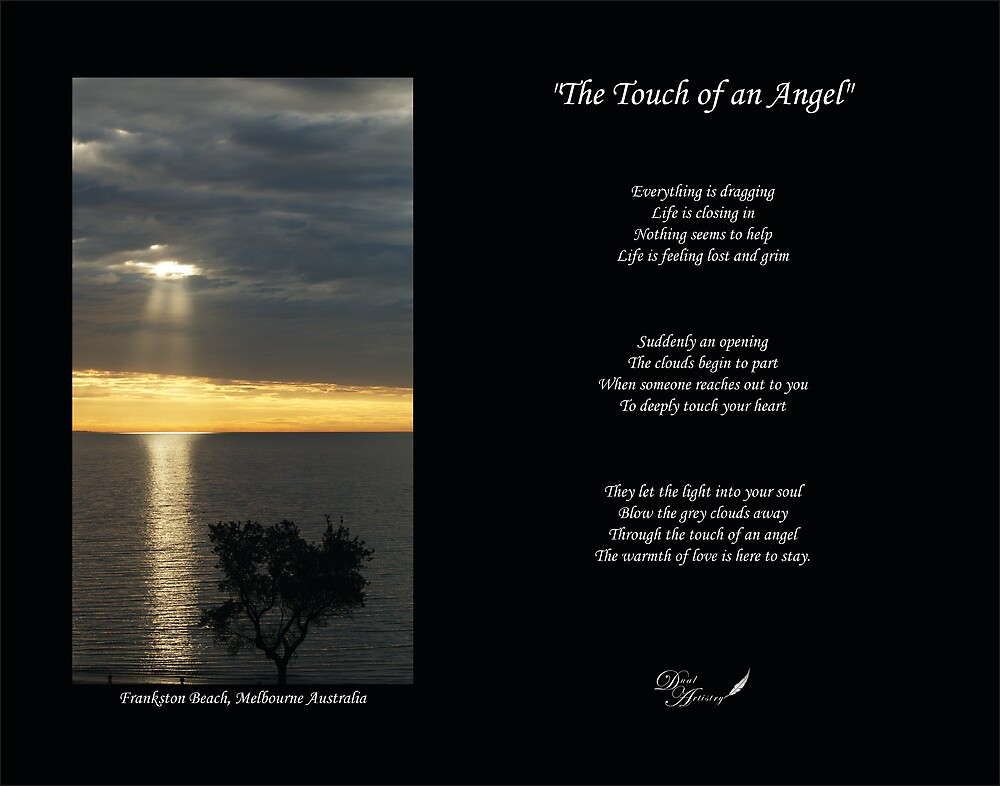 The Touch of an Angel by Stacy Hill