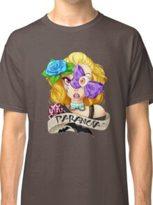 Pastel Goth Paranoia Girl Classic T-Shirt