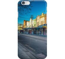 Early Morning Newtown iPhone Case/Skin