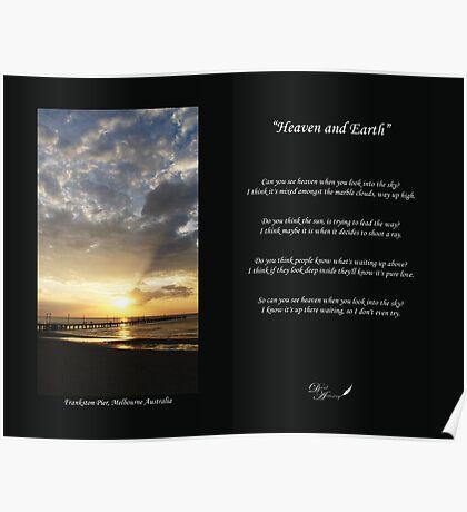 Heaven & Earth Poster