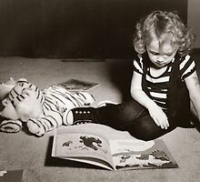 Books, Toys and a Toddler  by laruecherie