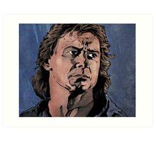 Roddy Piper, They Live Art Print