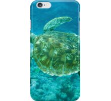 Reef Turtle iPhone Case/Skin
