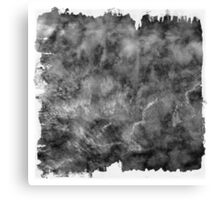 The Atlas of Dreams - Plate 21 (b&w) Canvas Print