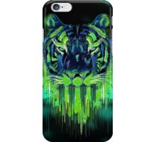 Psychedelic Tiger iPhone Case/Skin