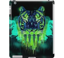 Psychedelic Tiger iPad Case/Skin