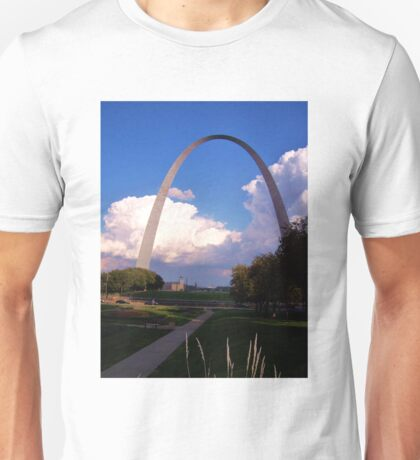 Gateway Arch St. Louis Monument Unisex T-Shirt