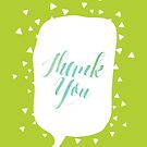 Thank You by Cynthia Meade